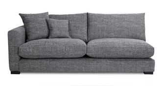 Dillon Left Hand Facing Large Sofa Unit