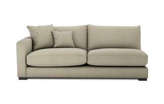 Smart Weave Left Hand Facing Large Sofa Unit