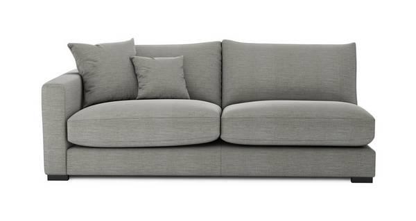 Dillon Smart Weave Left Hand Facing Large Sofa Unit