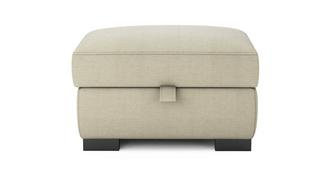 Dillon Smart Weave Large Storage Footstool