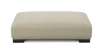Dillon Smart Weave Large Rectangular Footstool