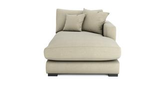 Dillon Smart Weave Right Hand Facing Chaise Lounger Unit