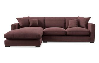 Quality corner sofas in both leather fabric ireland for A furniture find dillon co