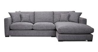 Dillon Right Hand Facing Small Chaise End Sofa
