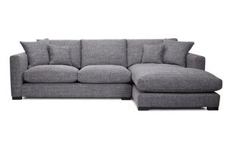 Right Hand Facing Small Chaise End Sofa Dillon