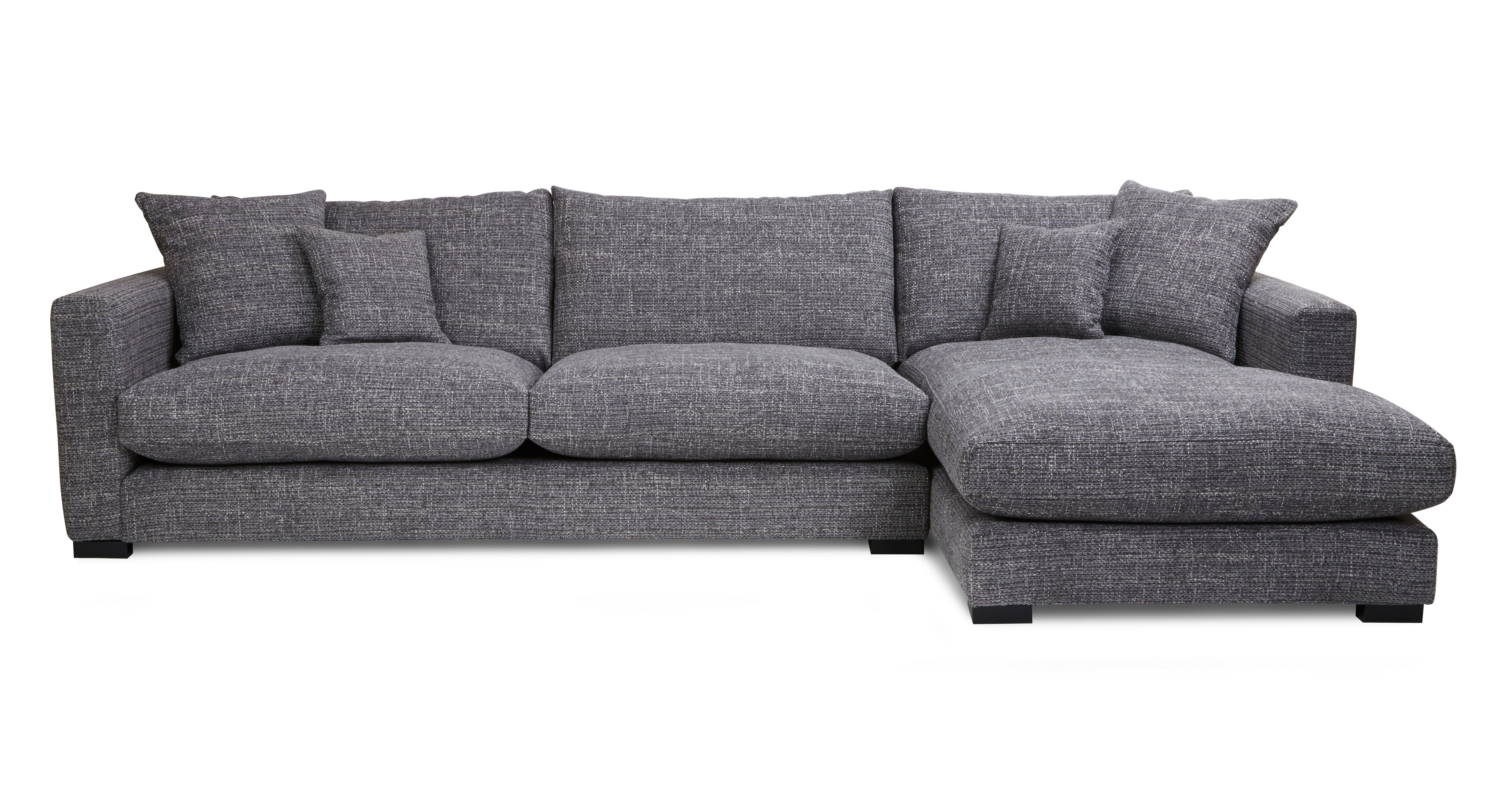 Dillon Right Hand Facing Large Chaise End Sofa Dfs