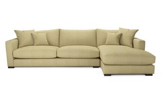 Dillon Right Hand Facing Large Chaise End Sofa Dillon