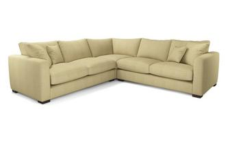 Fabric corner sofas in a range of styles ireland greens for A furniture find dillon co