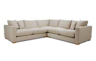 Smart Weave Small Corner Sofa Dillon Smart Weave
