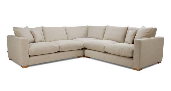 Dillon Smart Weave Small Corner Sofa