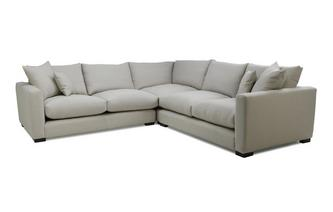 Soft Plain Small Corner Sofa Dillon Soft Plain