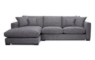 dillon express left hand facing small chaise end sofa dfs ireland rh dfs ie small chaise sofa sectional small chaise sofa bed
