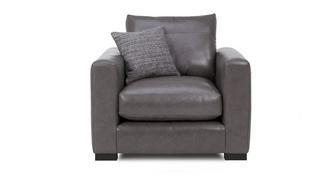 Dillon Leather Armchair