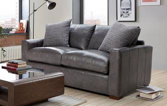 Dillon Leather Sofabed Dillon Leather