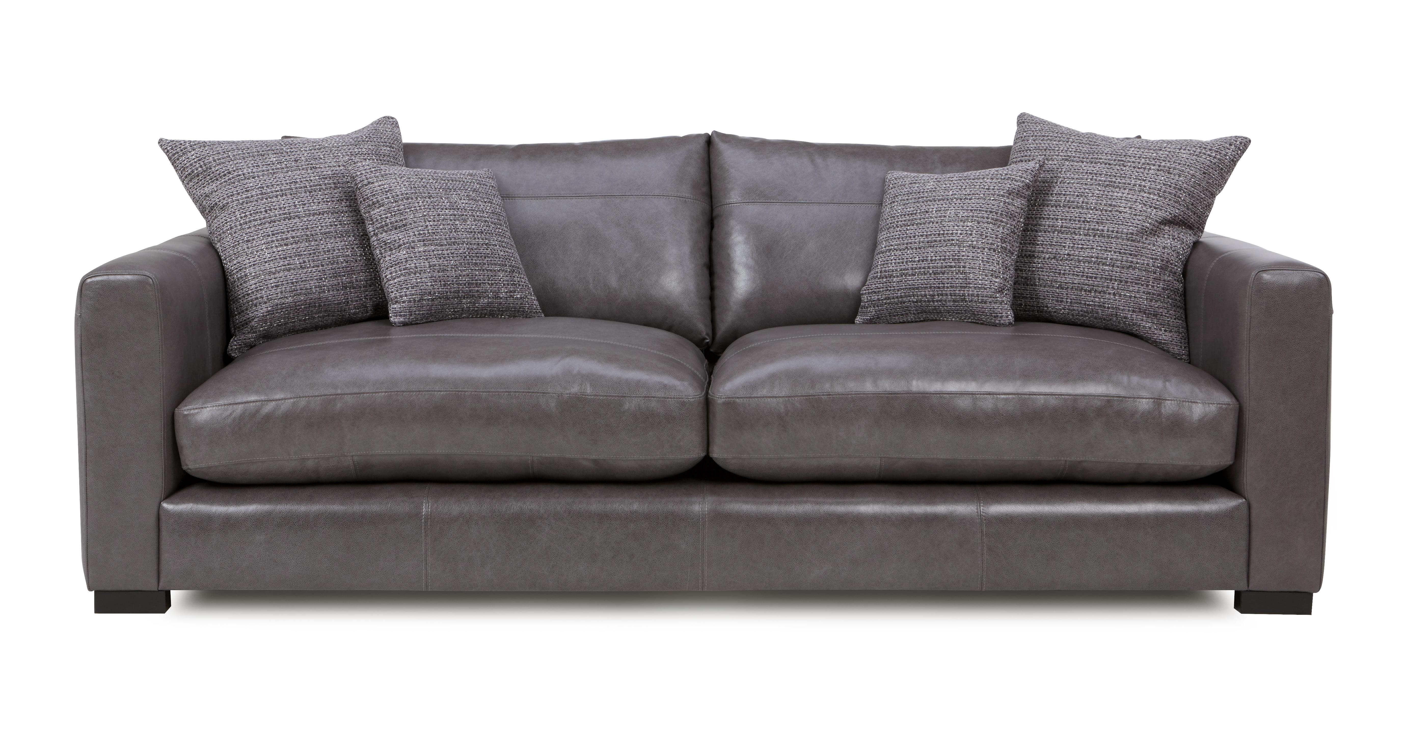 Leather Sofas At Dfs Brokeasshome Com