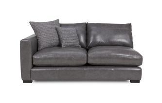 Left Hand Facing Small Sofa Unit