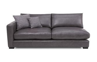 Left Hand Facing Large Sofa Unit