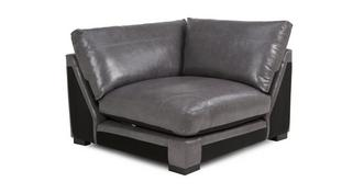 Dillon Leather Hoek Unit