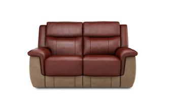 Dinsdale 2 Seater Power Recliner Bacio Vellutato