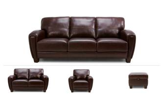 Divano Clearance 3 & 2 Seater Sofa, Chair & Stool Milan