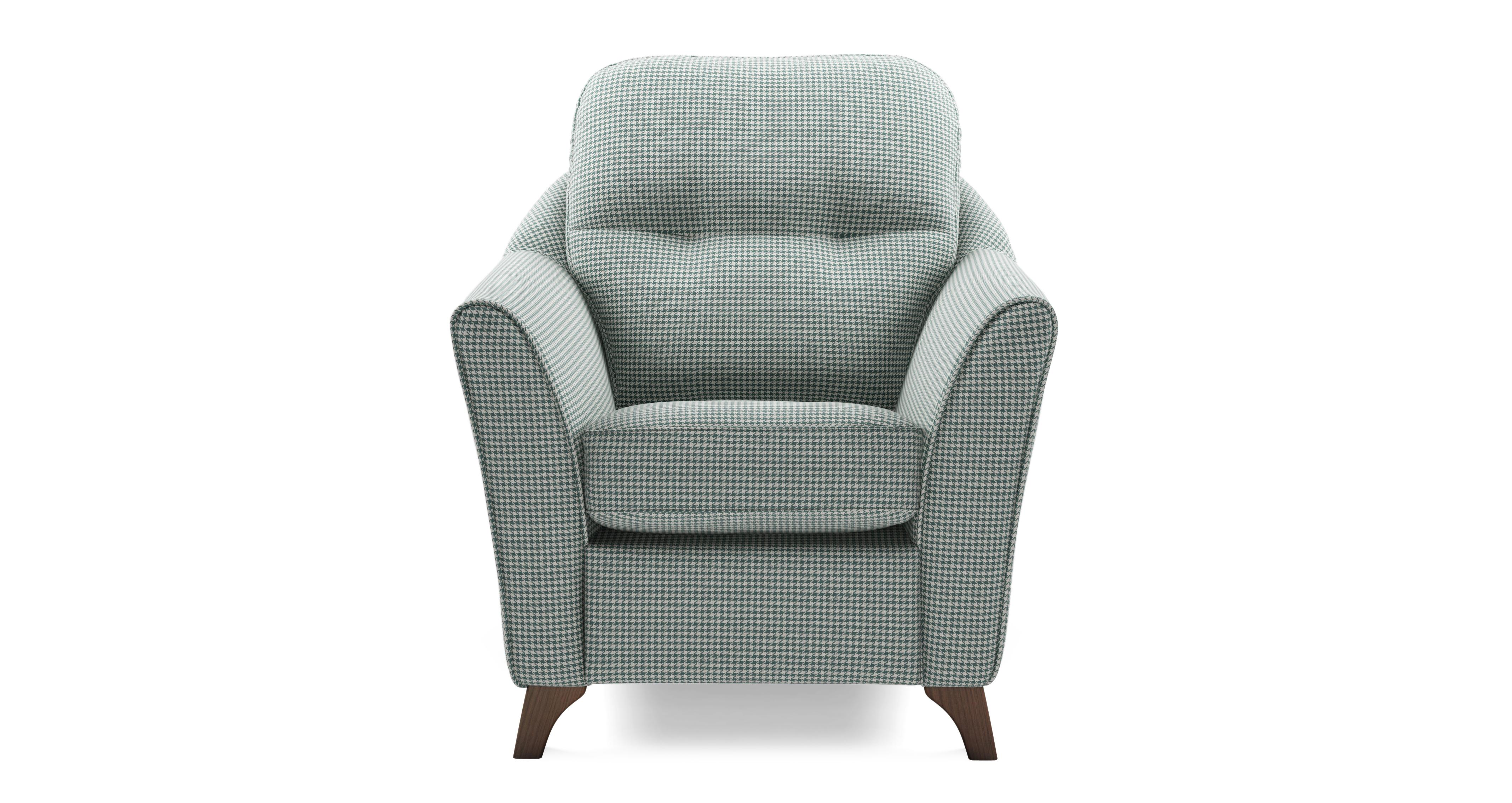 Picture of: Docklands Pattern Accent Chair Ergo Accent Dfs
