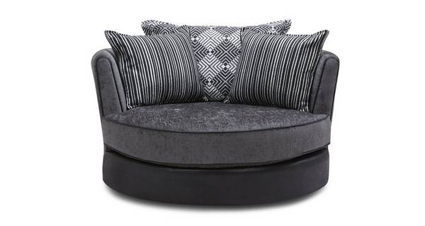 Dolcetto Large Swivel Chair