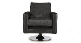Dolcetto Plain Swivel Chair