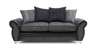 Dolcetto 3 Seater Pillow Back Sofa