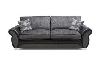 4 Seater Formal Back Sofa Dolcetto