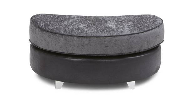 Dolcetto Half Moon Footstool