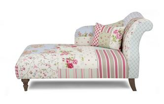 Linkszijdige Chaise Longue Doll