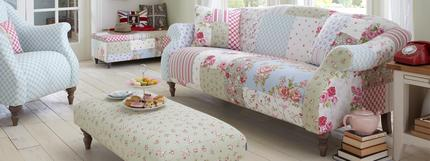 Doll Patchwork Sofa