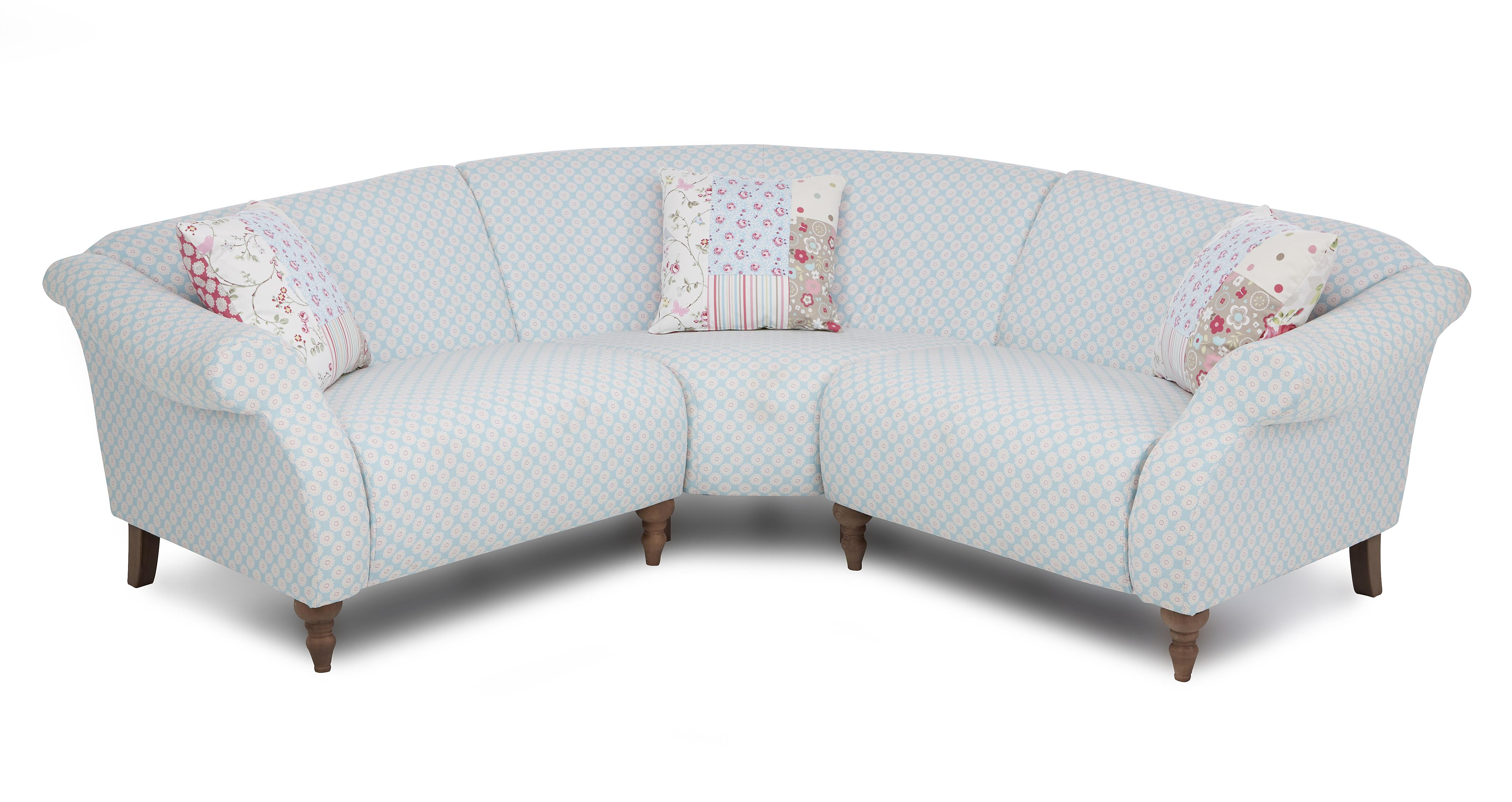 Doll Maxi Formal Back Sofa