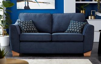 Dominique 2 Seater Sofa Bed Plaza