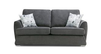 Dora 3 Seater with Removable Arm