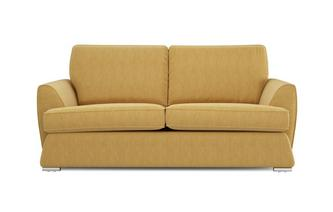 Dora 3 Seater Sofa Plaza