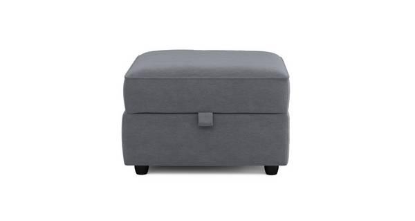 Dora Storage Footstool