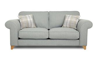 2 Seater Formal Back Sofa Dorset