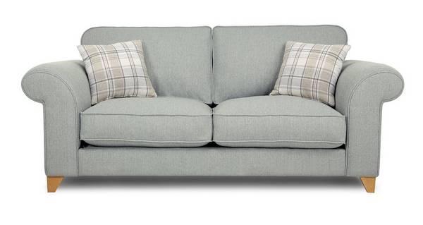 Dorset 2 Seater Formal Back Sofa
