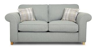 Dorset 2 Seater Formal Back Sofa Bed