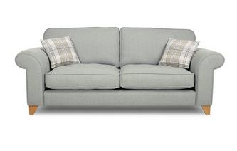 3 Seater Formal Back Sofa Dorset
