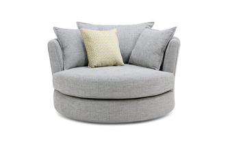 Large Swivel Chair Burlington