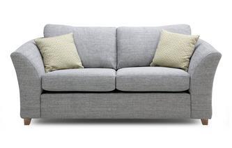 Formal Back Large 2 Seater Sofa Bed Burlington