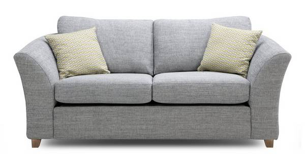 Dovedale Formal Back Large 2 Seater Sofa Bed