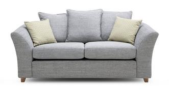 Dovedale Pillow Back Large 2 Seater Sofa Bed