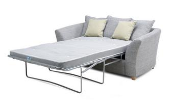 Pillow Back Large 2 Seater Deluxe Sofa Bed Burlington