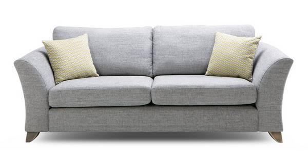 Dovedale Formal Back 3 Seater Sofa