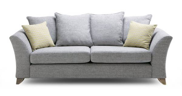 Dovedale Pillow Back 3 Seater Sofa