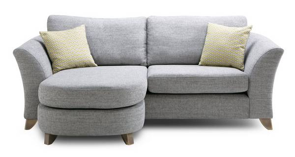 Dovedale Formal Back 3 Seater Lounger