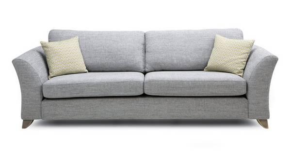 Dovedale Formal Back 4 Seater Sofa